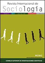 Portada de Revista Internacional de Sociología
